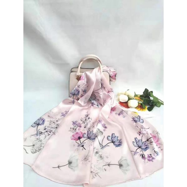 Top Quality Silk Scarf TTP158