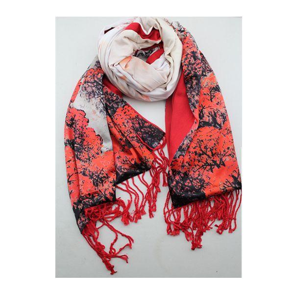 reversible silk N wool shawls TTPW20