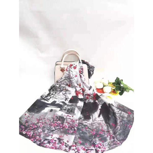 Top Quality Silk Scarf TTP155